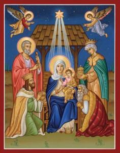 The Newborn Jesus